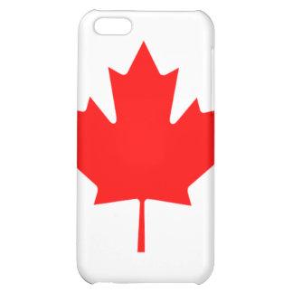 Canadian Maple Leaf iPhone 5C Cases