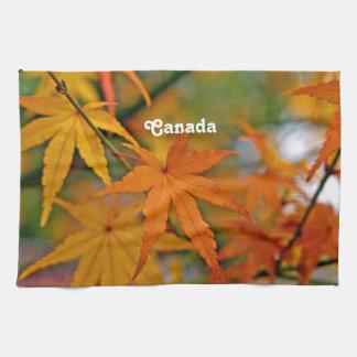 Canadian Maple Tea Towel