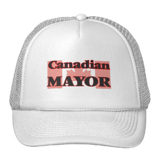 Canadian Mayor Cap