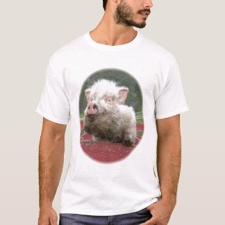 Canadian mini pig EDUN LIVE Eve Ladies Organic T-Shirt