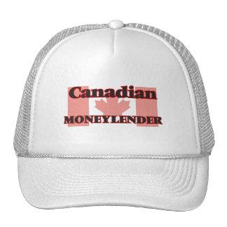 Canadian Moneylender Cap