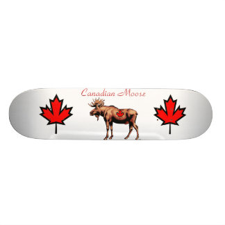 Canadian Moose Skate Boards