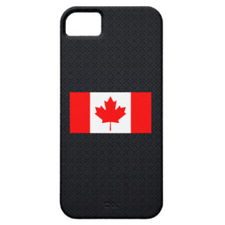 Canadian National flag of Canada-01.png Case For The iPhone 5