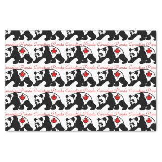 Canadian Panda Tissue Paper