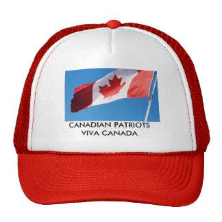 CANADIAN PATRIOTS VIVA CANADA CAP