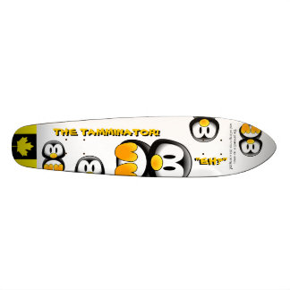 Canadian Penguin Board Skate Decks