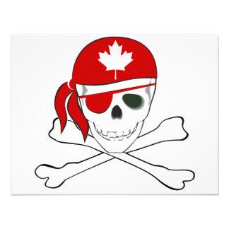 Canadian Pirate Custom Announcements