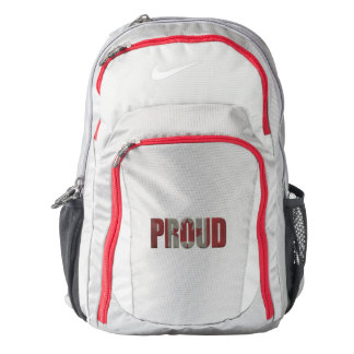Canadian pride backpack