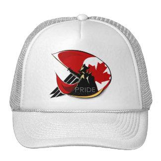 Canadian Pride Cap Mesh Hats
