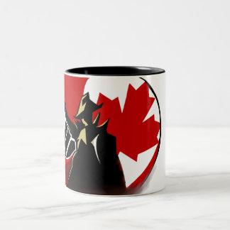 Canadian Pride COMPLETE Two-Tone Mug