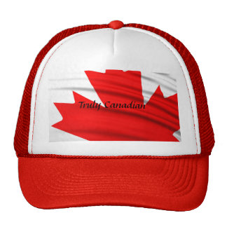 Canadian Pride Mesh Hat