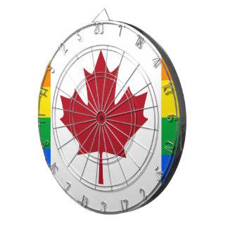 CANADIAN PRIDE MAPLE DARTBOARDS