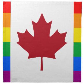 CANADIAN PRIDE MAPLE CLOTH NAPKIN
