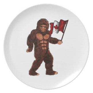 Canadian Pride Plate