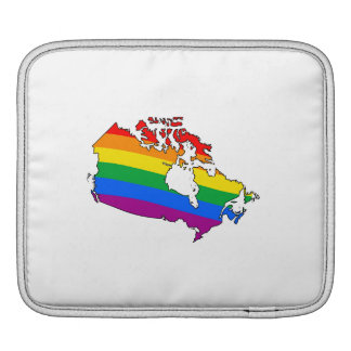 CANADIAN PRIDE -.png Sleeves For iPads