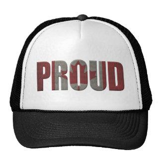 Canadian proud cap