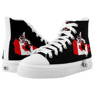 Canadian proud high tops