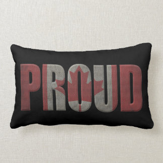 Canadian proud lumbar cushion