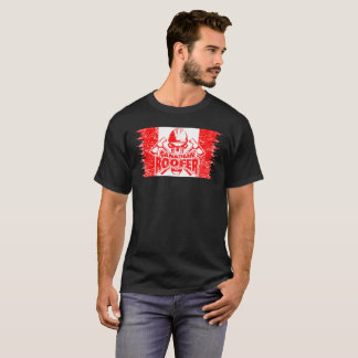 Canadian Roofer T-Shirt