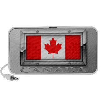 Canadian Steel Portable Speaker