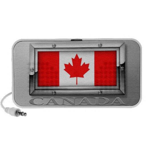 Canadian Steel Mp3 Speaker
