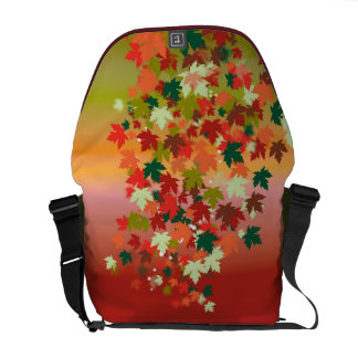 Canadian Sunset Courier Bag