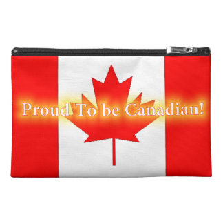 Canadian Travel Accessory Bag
