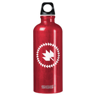 Canadians at QuiltCon: Red Water Bottle