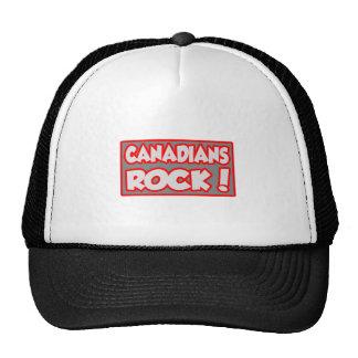 Canadians Rock! Mesh Hats