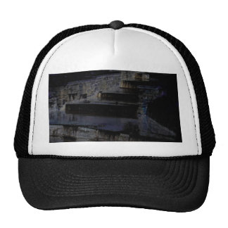 Canal by night trucker hat