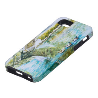 Canal Crossing iPhone 5 Covers