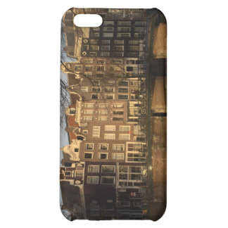 Canal houses iPhone 5C cover