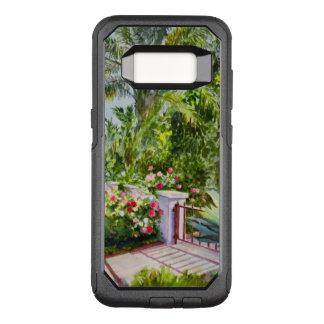 Canal Rose Garden OtterBox Commuter Samsung Galaxy S8 Case