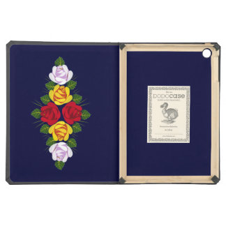 Canal roses iPad air cases