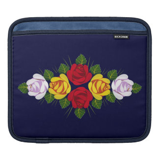 Canal roses sleeve for iPads