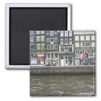 Canal Square Magnet