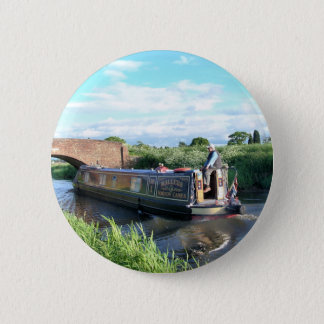 CANALS 6 CM ROUND BADGE