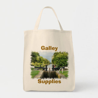 CANALS GROCERY TOTE BAG