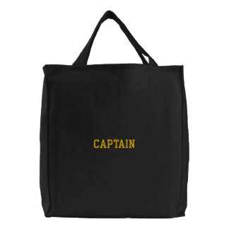 CANALS EMBROIDERED TOTE BAGS