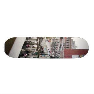 Canals Gondolas Bridges Las Vegas Skate Deck
