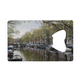 Canals in Amsterdam, Holland
