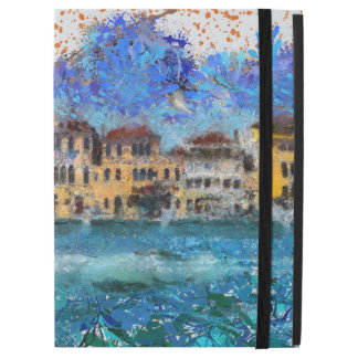 """Canals in Venice iPad Pro 12.9"""" Case"""
