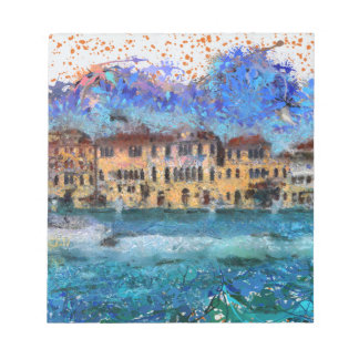 Canals in Venice Notepad