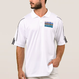 Canals in Venice Polo Shirt