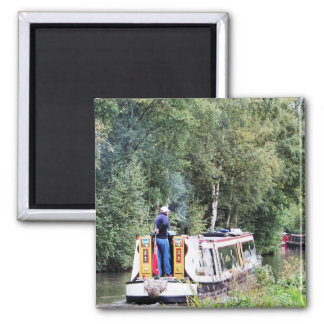 CANALS 2 INCH SQUARE MAGNET