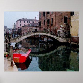 Canals of Venice II Print