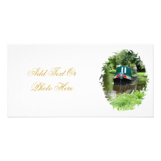 CANALS PERSONALISED PHOTO CARD