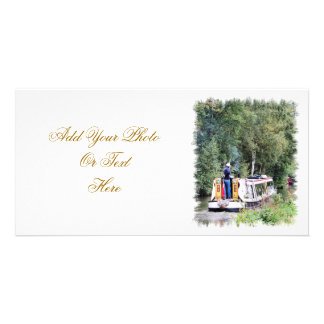 CANALS PERSONALIZED PHOTO CARD