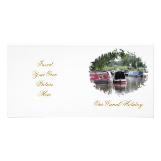 CANALS PHOTO GREETING CARD