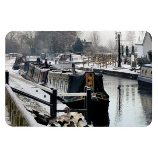 CANALS RECTANGULAR PHOTO MAGNET